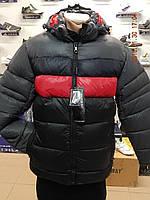 Куртка мужская на холлофайбере