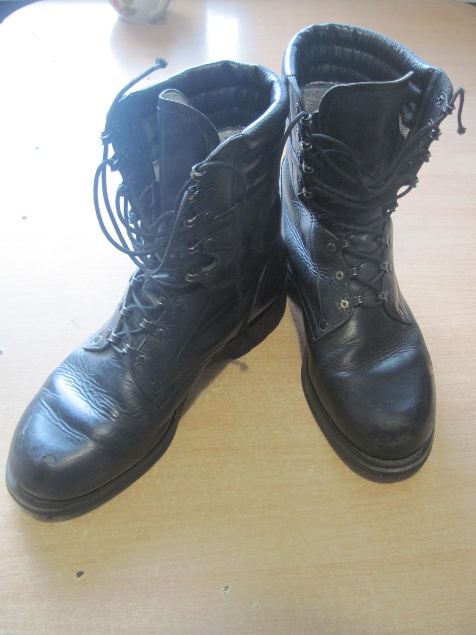 Військові черевики. Берці. Войско польське