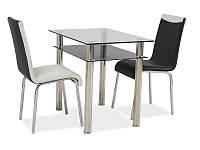 MADRAS 90x60 стол SIGNAL