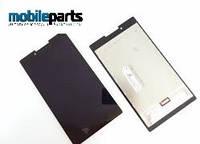 Оригинальный Дисплей + Сенсор (Модуль) к планшету Lenovo A7-30HC (Черный)
