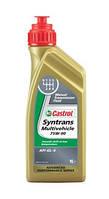 Трансмиссионное масло для механической коробки CASTROL SYNTRANS MULTIVEHICLE 75W-90