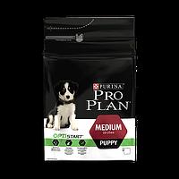 Корм для щенков средних пород, 3кг Pro Plan Puppy Medium