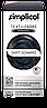 Краска Simplicol для смены цвета вещей 150мл+400г закрепитель черная