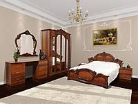 Спальня Империя, спальный гарнитур с кроватью 160х200см