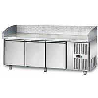 Стол холодильный для пиццы 3-х дверный