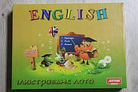 Игра настольная  Английский язык лото