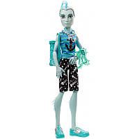 Кукла Monster High Гил Уэббер Веббер из серии Кораблекрушение Shriek Wrecked Shriekwrecked Gil Webber