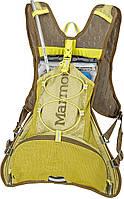 Рюкзак с Hydrapak 2л. и флягой Hydpapak 0.5л. Marmot Kompressor Zest MRT 24720.4635 citronelle/olive, оливковы