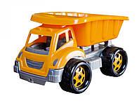 Машинка самосвал для мальчика Титан тм Технок