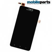 Оригинальный Дисплей + Сенсор (Модуль) к планшету Lenovo S8-50 (Черный)