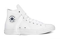 Кеды унисекс Converse Chuck Taylor All Star II High (white) - 02Z