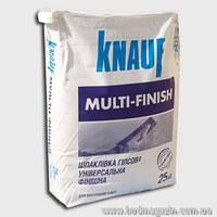 KNAUF Шпаклевка финишная Мультифиниш 25 кг
