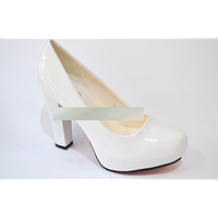 Свадебные туфли на платформе (Т-505) размер 36, 37, 38, 40