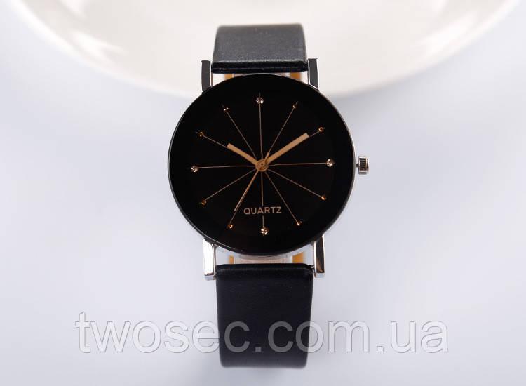 ff2baba84666b Женские наручные часы кварцевые Sanwony черные, черный цвет, черного цвета,  цена 199 грн., купить в Кривом Роге — Prom.ua (ID#326420600)