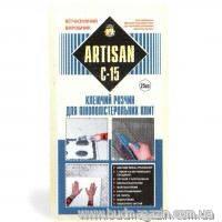 АРТИСАН С-15 Клеящая смесь для пенополистирольных плит пенополистирола 25 кг