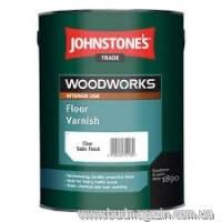 JOHNSTONES  Floor Varnish Gloss лак глянцевый 2,5л
