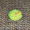 Полусфера с пайетками KS-26 салатовая, фото 2