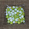 Полусфера с пайетками KS-26 салатовая, фото 4