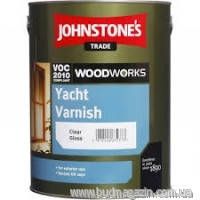 JOHNSTONES Yacht Varnish Яхтный лак 2,5л