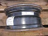 Стальной колесный диск KFZ 8085 (6.5Jx15, 4x98, ET43, 58) б/у на Fiat: Doblo, Brava, Stilo, Linea год 1986-90, фото 2