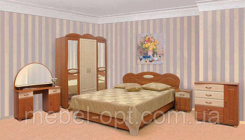 Гарнитур для спальни Лилея - Мебель опт в Киеве