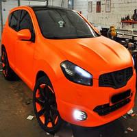 Покраска автомобиля жидкой резиной