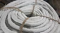 Асбошнур ШАОН сухого плетения от 2мм до 30мм