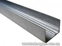 Профиль для гипсокартона UD-27/3м (0,55 мм) - БудМагазин - Интернет-магазин стройматериалов в Киевской области