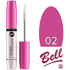 Bell HypoAllergenic - Блеск-краска для губ Lip Tint (гипоал.) Тон №02 deep lilac глянцевый