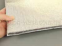 Шумоизоляция для авто войлочная фольгированная ИФВ-10К, влагостойкая, самоклейка, (78×50) толщина 10 мм