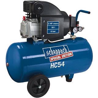 Компрессор Scheppach HC54 (220 л/мин, 50 л)