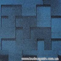 Tegola Битумная черепица Nordland Alpin (Синяя с отливом)