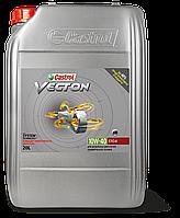 Полусинтетическое масло  CASTROL VECTON 10W-40 20 L