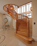 Винтовые лестницы, фото 1
