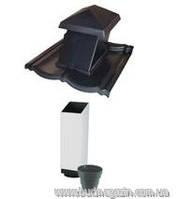Герметичный Вентиляционный выход HV 15x15 15-45 градусов