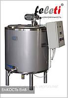 Емкость для молока/ ванна пастеризации