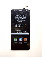 Дисплей + сенсор Alcatel One Touch Idol Mini OT-6012A 6012D 6012W 6012X