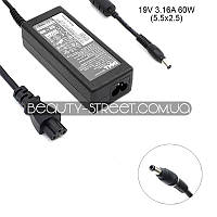Блок питания для ноутбука Dell Latitude 110 19V 3.16A 60W 5.5x2.5 (B)