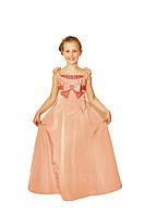 Платье детское праздничное нарядное новогоднее бальное Сирень