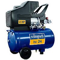 Компрессор Scheppach HC24 (1,5 кВт, 220 л/мин, 24 л)