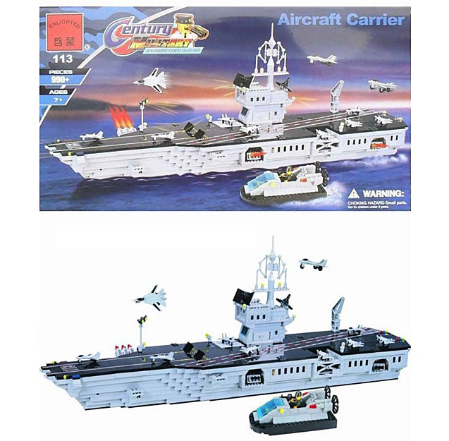 Конструктор BRICK 113 корабль