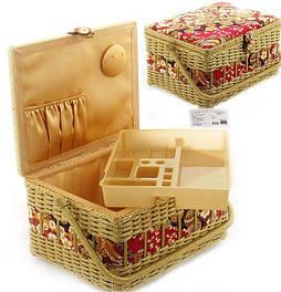 Скриньки для швейних приналежностей