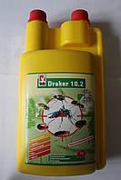 Инсектицидный микрокапсулированный концентрат DRAKER 10.2-от летающих и ползающих насекомых