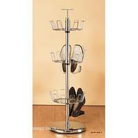 Полиця для взуття, вертикальна