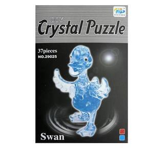 Пазлы 3D кристалл 29025 Лебедь, фото 2