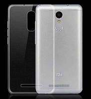 Чехол бампер силиконовый crystal для Xiaomi Redmi Note 3 /  Redmi Note 3 Pro