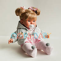 Испанская кукла Лоренс/Llorens Pippa 42 см