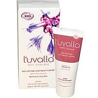 L'uvalla Certified Organic, Антивозрастной дневной / ночной крем (40 г)