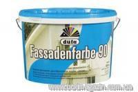 DUFA FASSADENFARBE RD90 Фасадная краска  10л