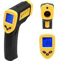 Цифровий безконтактний термометр багатофункціональний